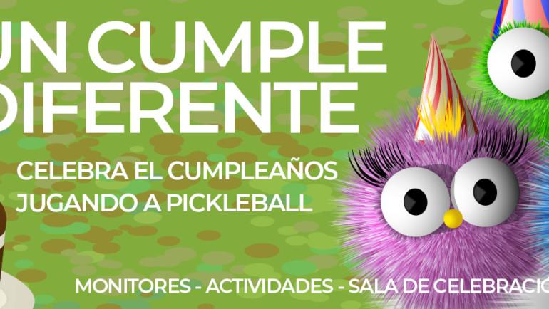 Un cumpleaños diferente en PickleballTOP